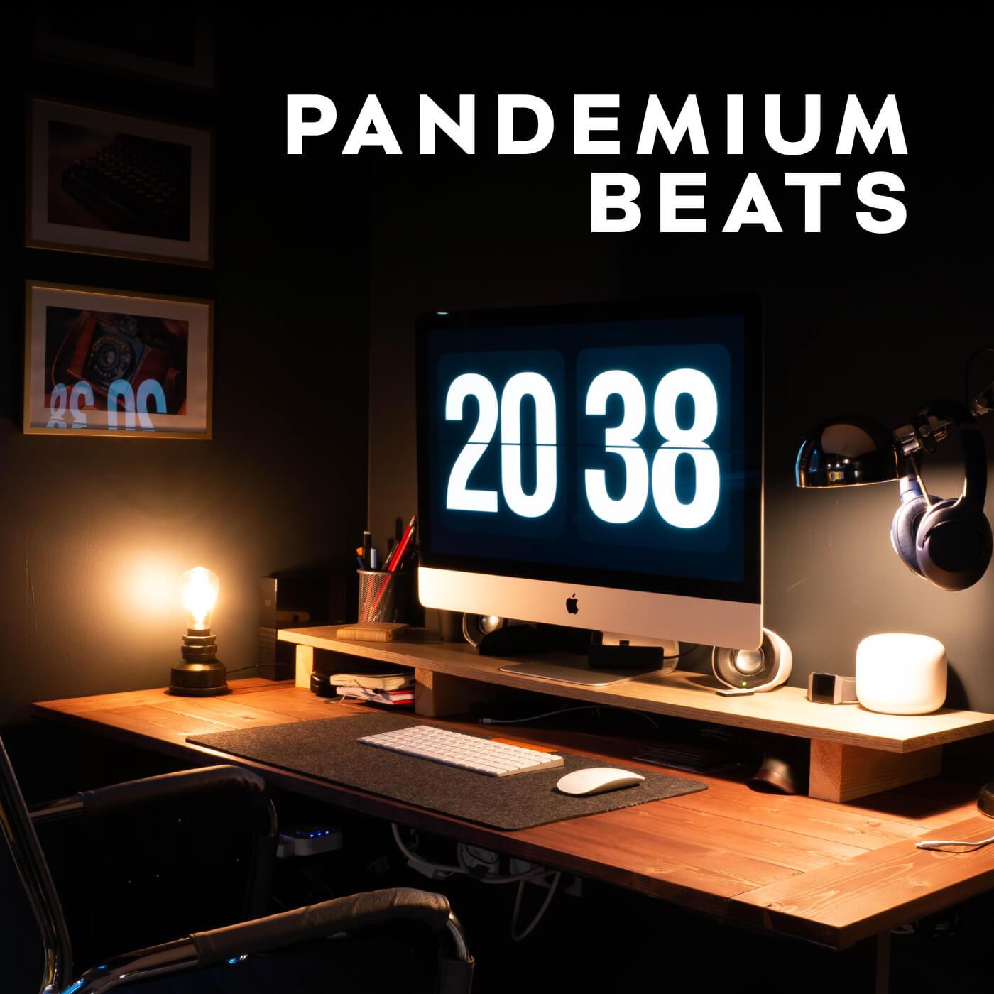 Okładka playlisty Pandem ium Beats na spotify