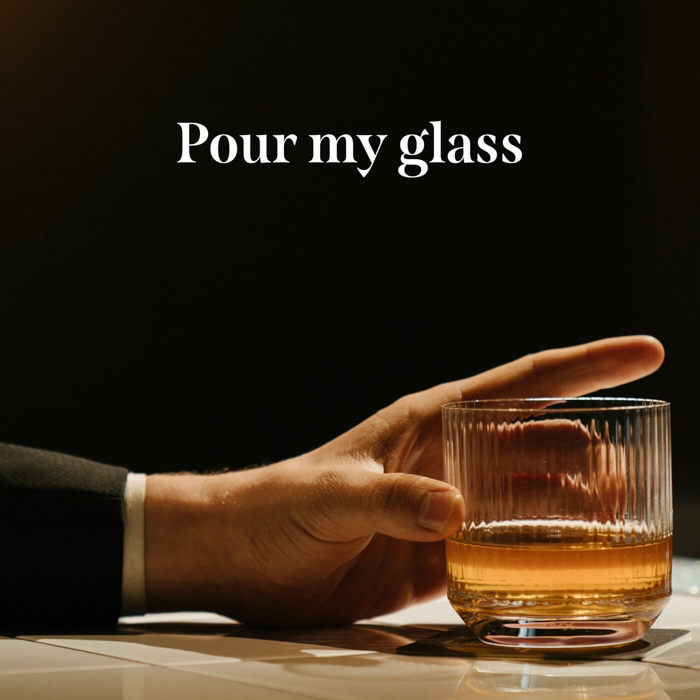Playlist cover - Pour my drink