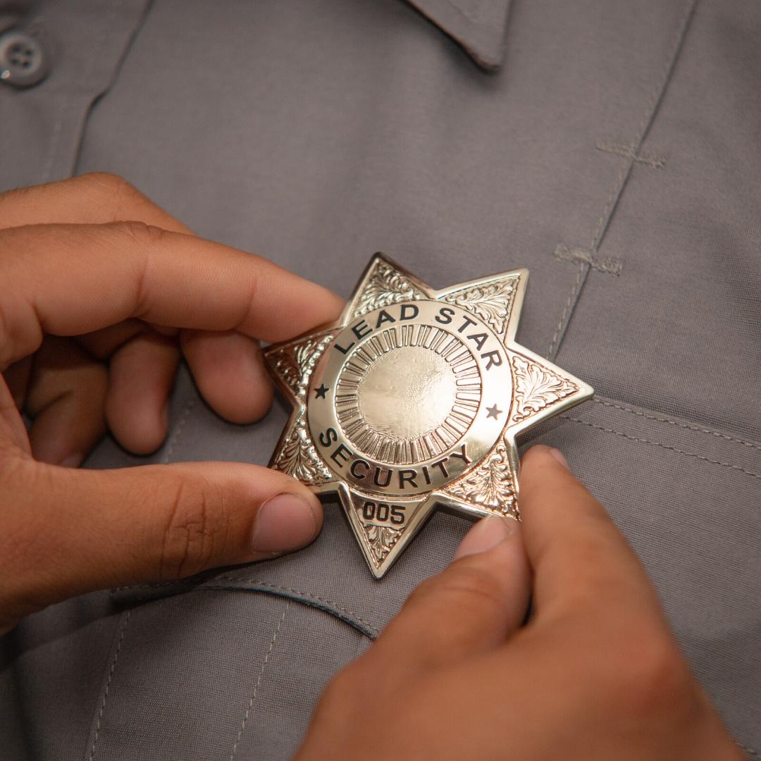 Setting badge