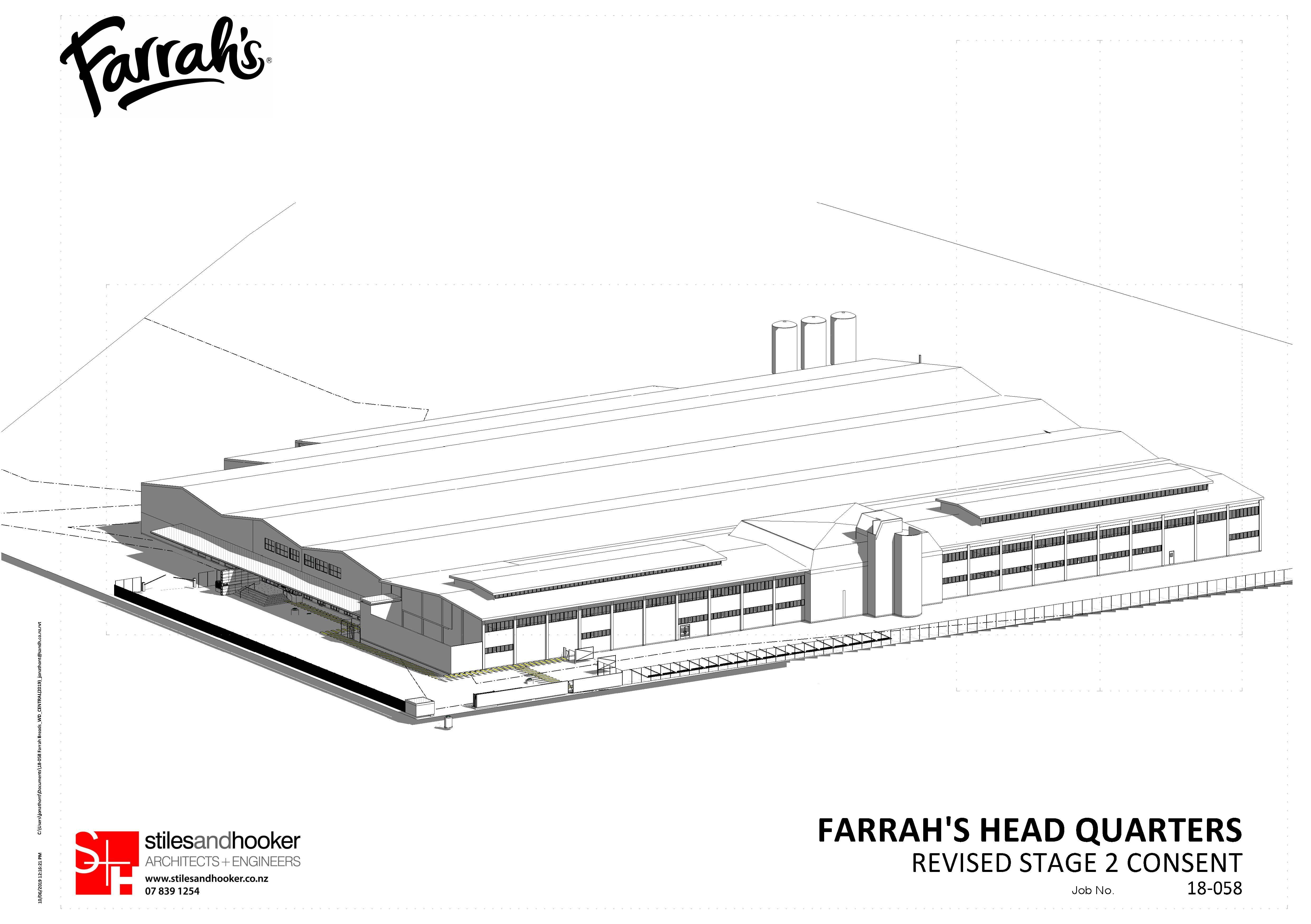 Farrah's Headquarters
