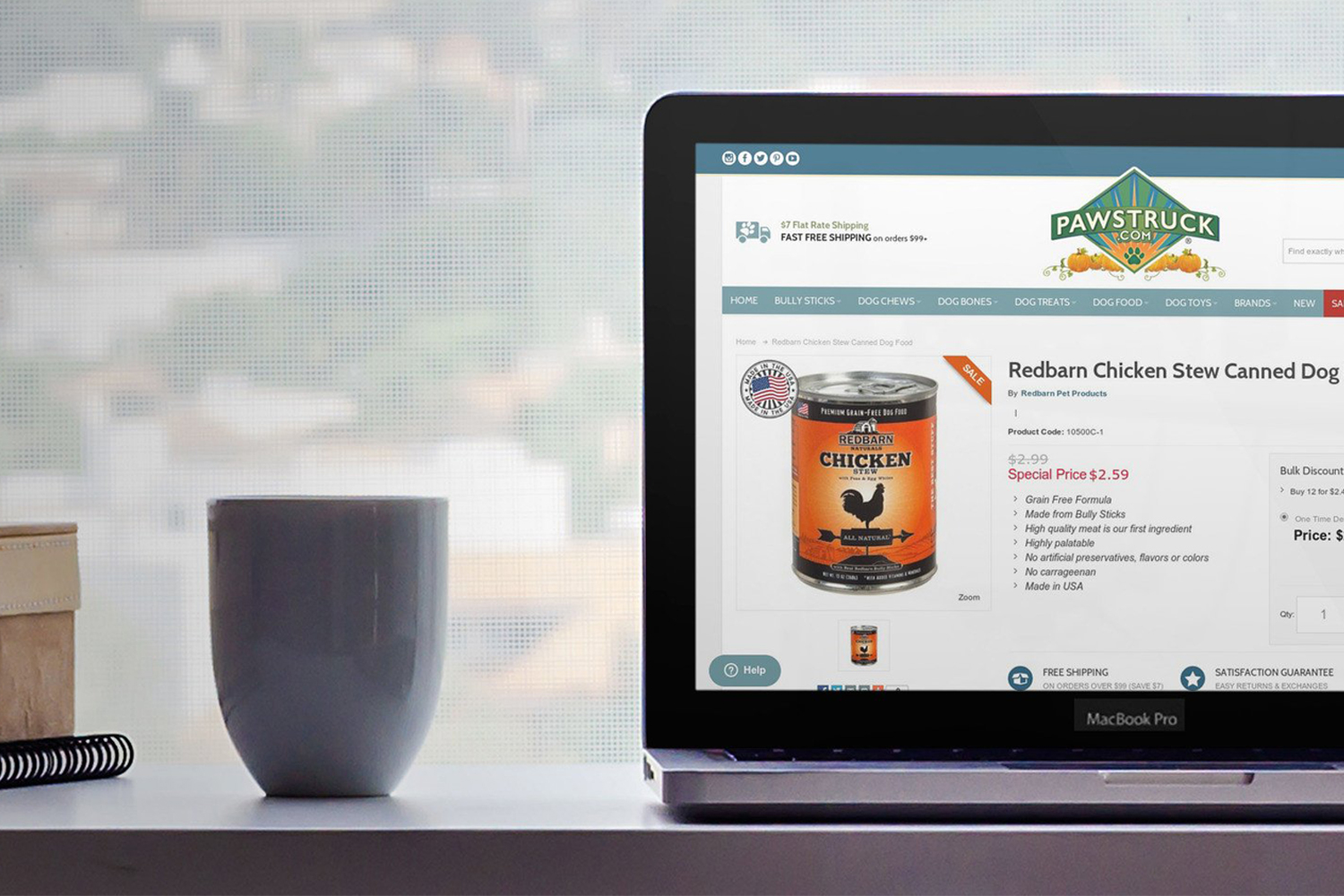 Leading with Your Best Foot- Using Your Product Page as Your Landing Page