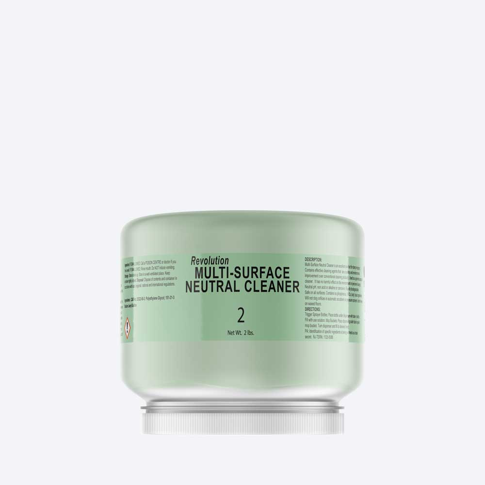 Multi Surface Neutral Cleaner