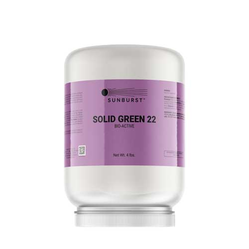 SOLID GREEN 22