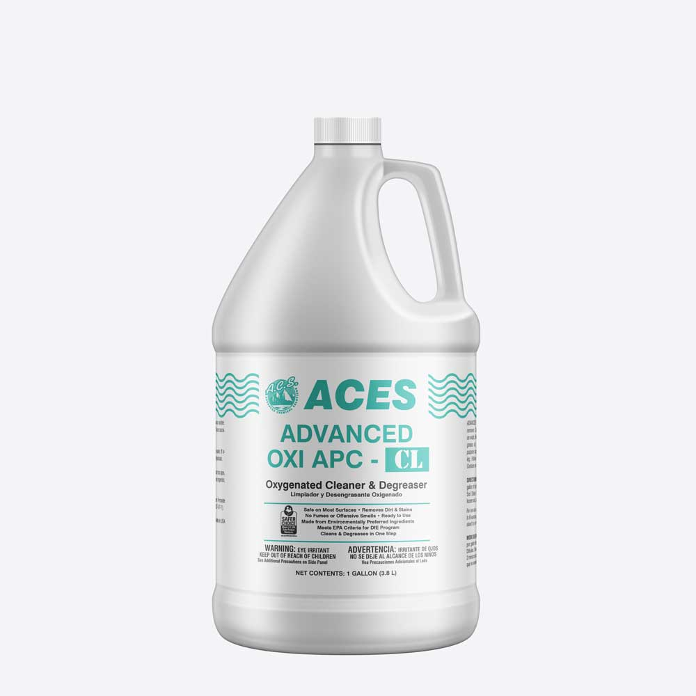 Oxygenated Cleaner/Degreaser
