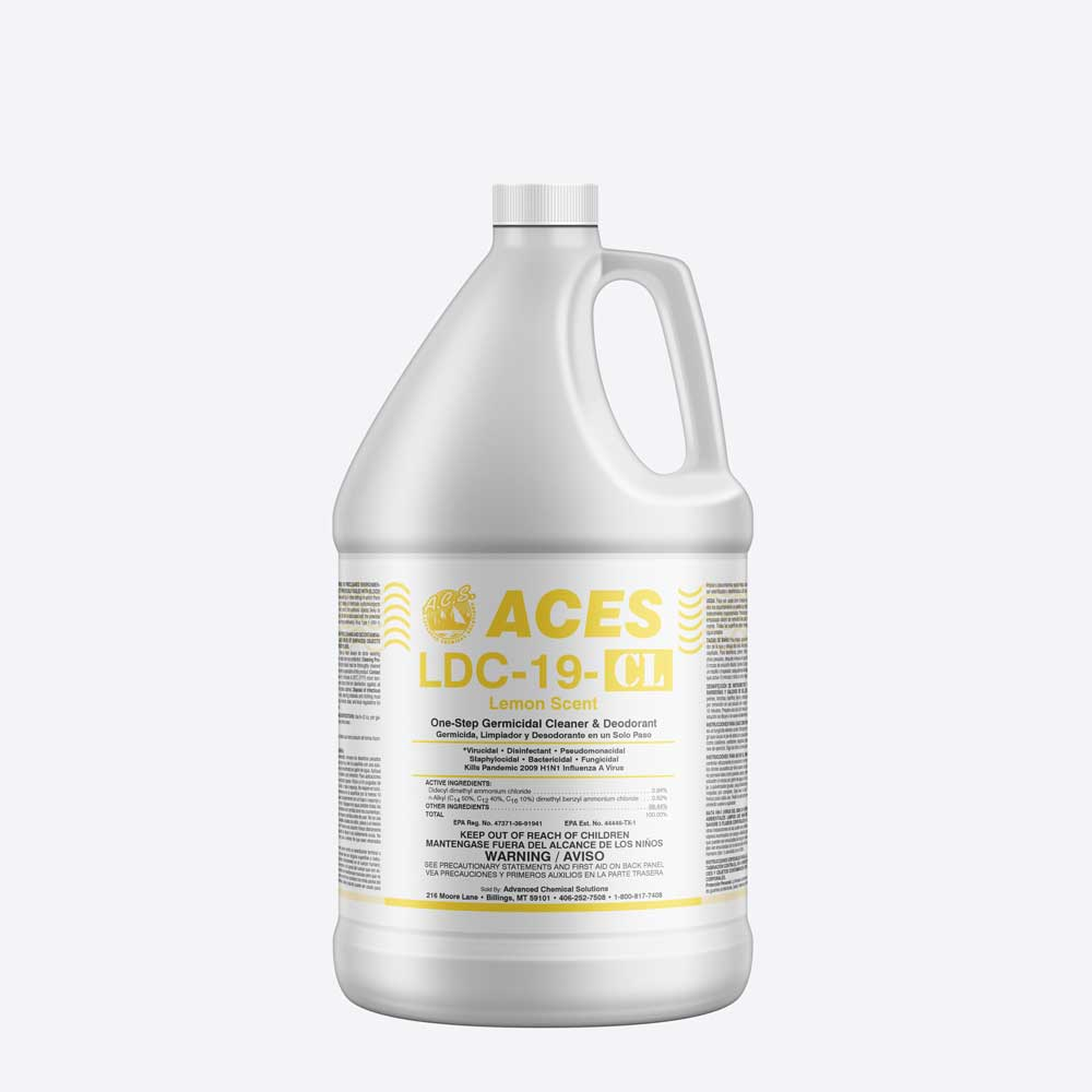 1-Step Cleaner/Disinfectant