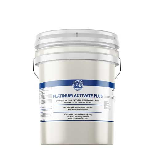 PLATINUM ACTIVATE PLUS