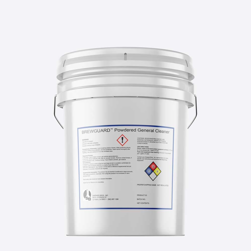 Non-Chlorinated General Cleaner