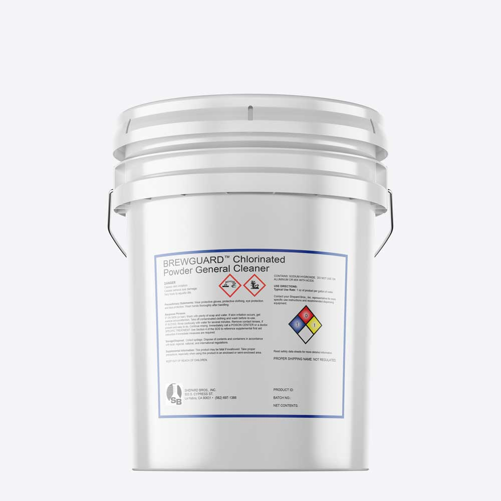 Chlorinated General Cleaner
