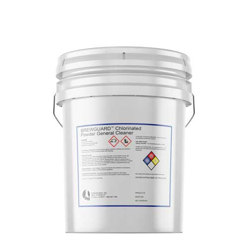CHLORINATED POWDER GENERAL CLEANER