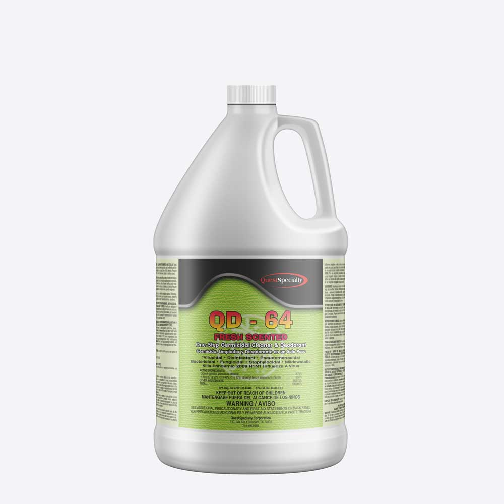 One Step Germicidal Cleaner