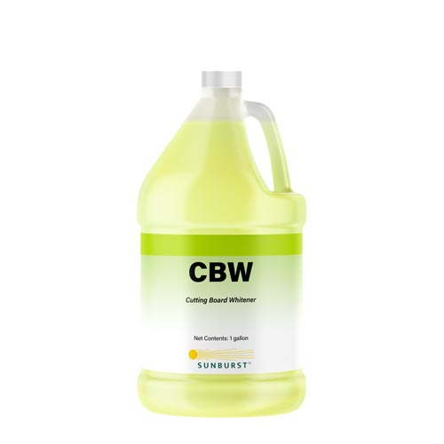 CBW - Cutting Board Whitener