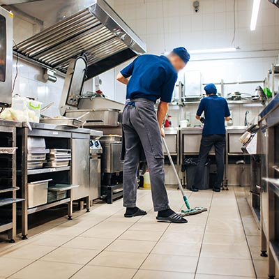 3 Ways To Clean Restaurant Flooring For Immediate Results