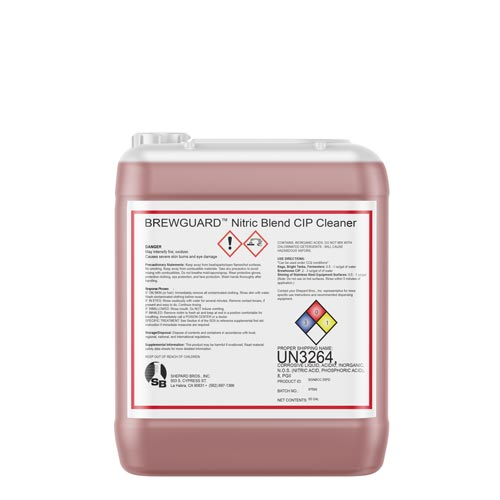 Low-Foam Acid Detergent