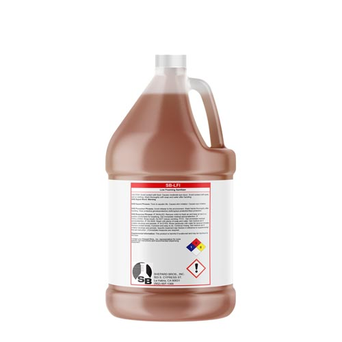 Low Foaming Iodine Sanitizer