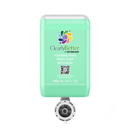 CB FOAMING PEAR HAND SOAP