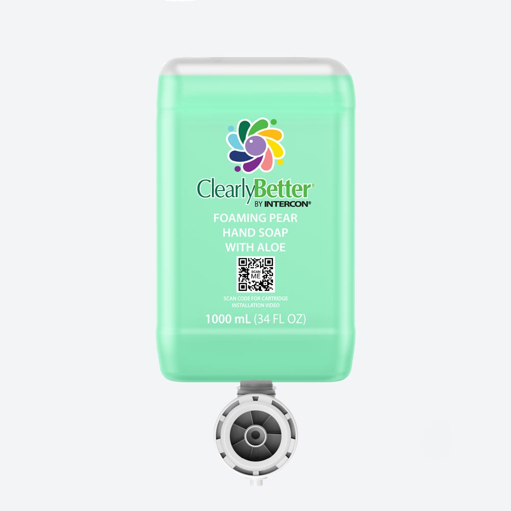 Pear Scented Hand Soap