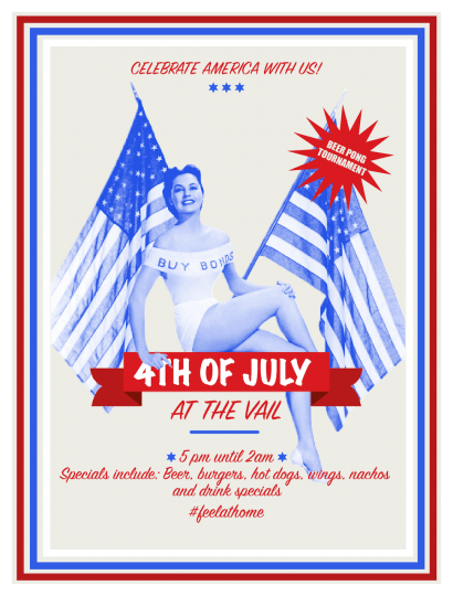 CocoVail Presents 4th of July in Barcelona 2019