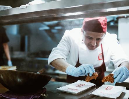 CocoVail Barcelona - Cocinar Alitas de Pollo