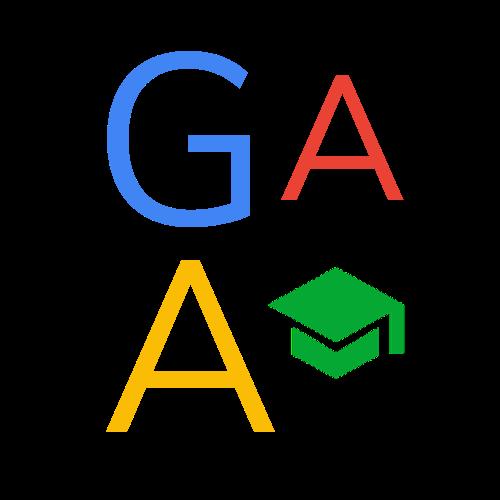 Google Ads Academy Logo mobil