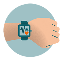 Better Short and Long-Term Health Icon