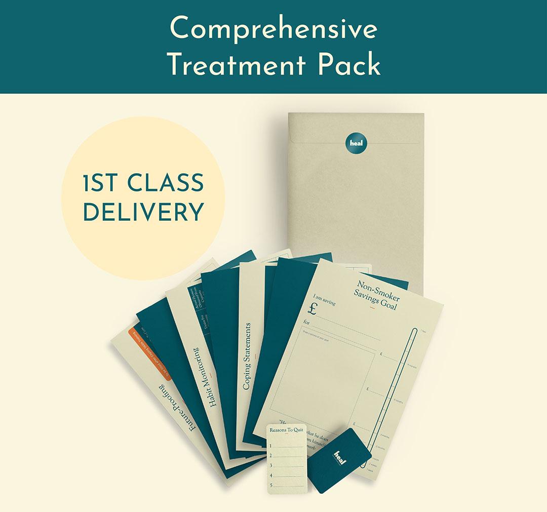 Comprehensive Treatment Pack
