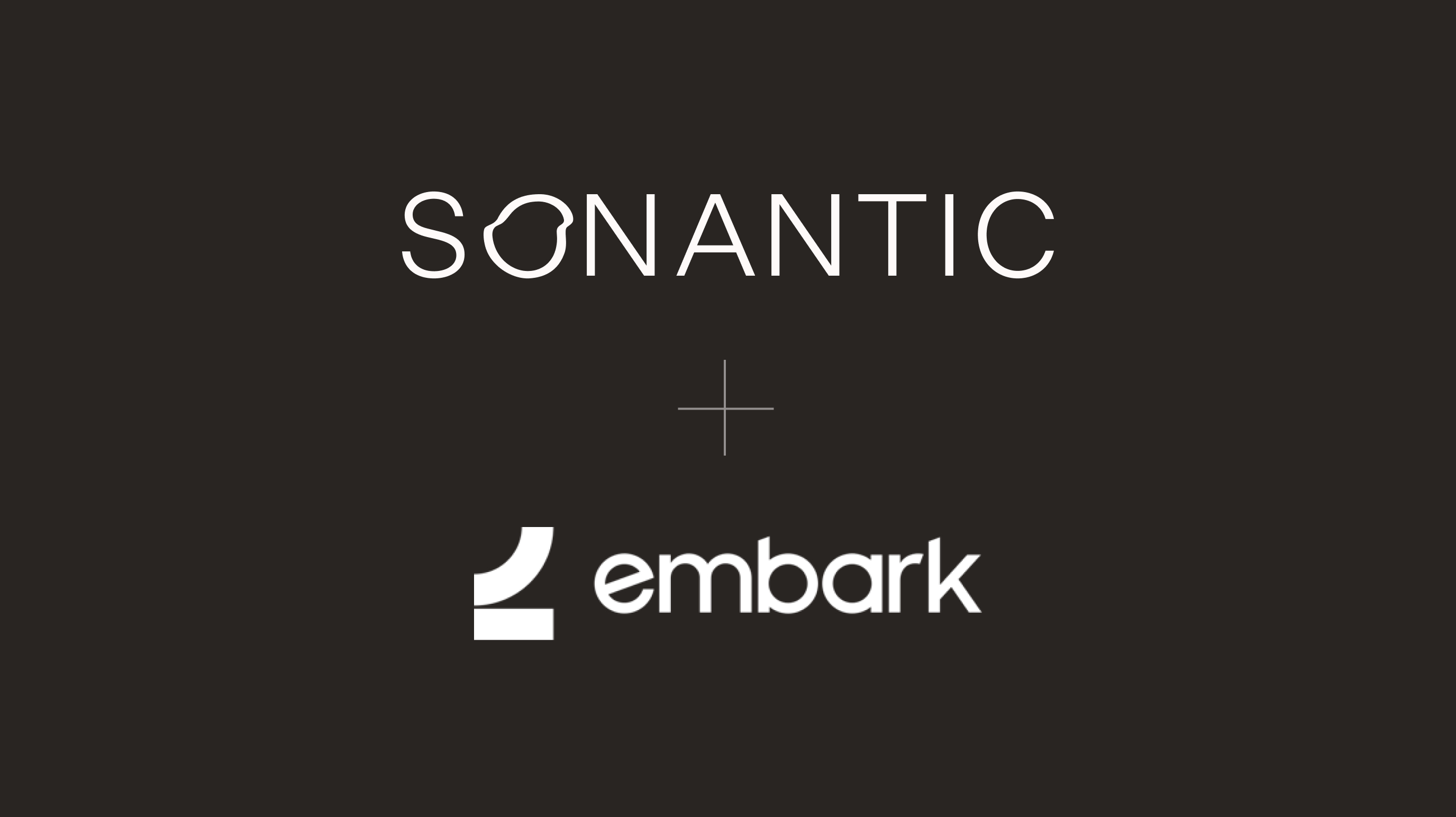 Sonantic and Embark Studios partner