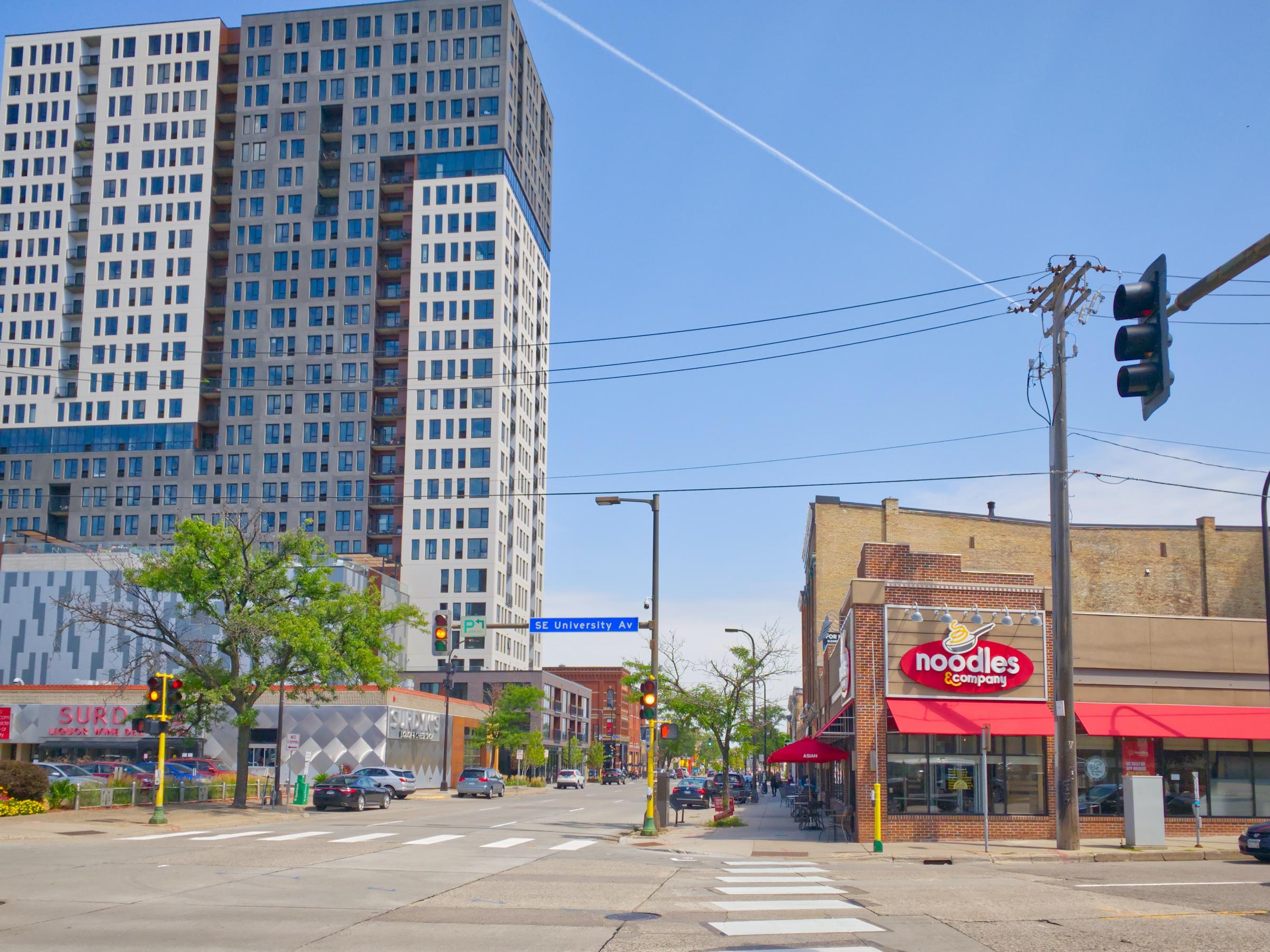 Northeast neighborhood large