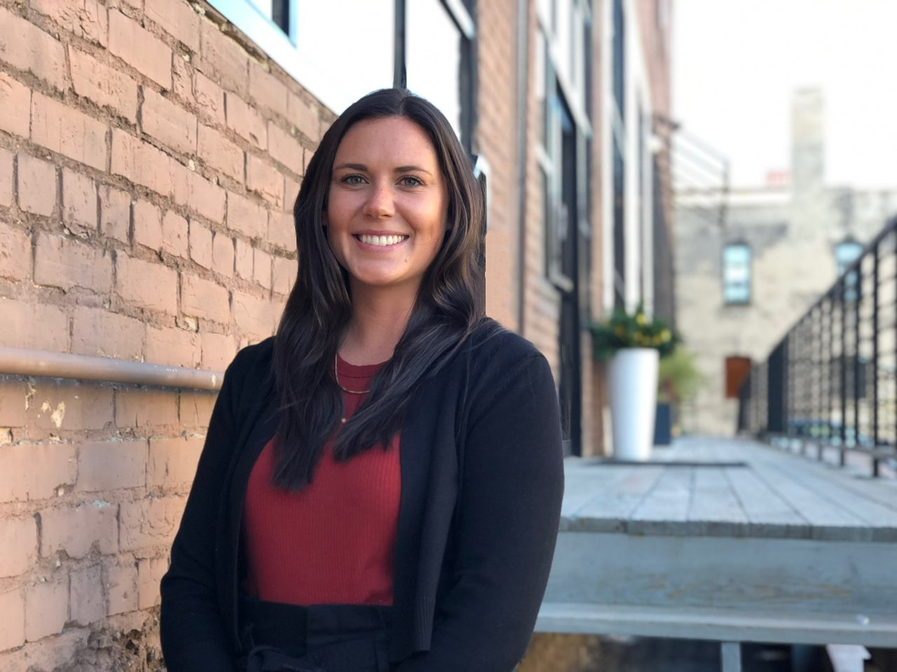 Tricia Hanson Joins Element as the Team's Marketing Associate