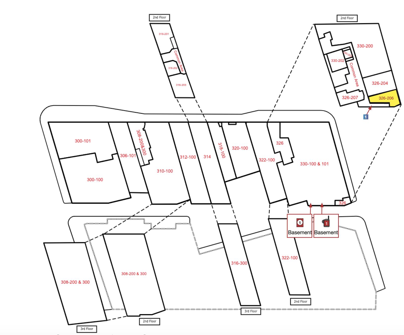 326 E Hennepin Ave Site Plan