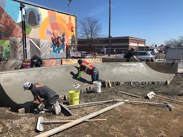JXTA Skate Park