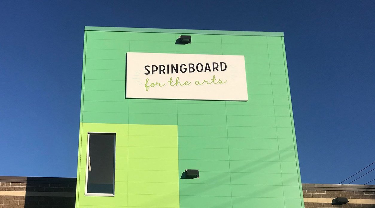 Springboard for the Arts Celebrates Grand Opening Weekend