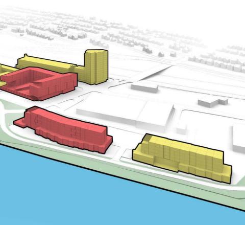 Upper Harbor Terminal