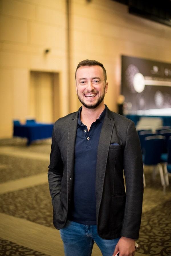 image photo of businessman Ivan Iliev