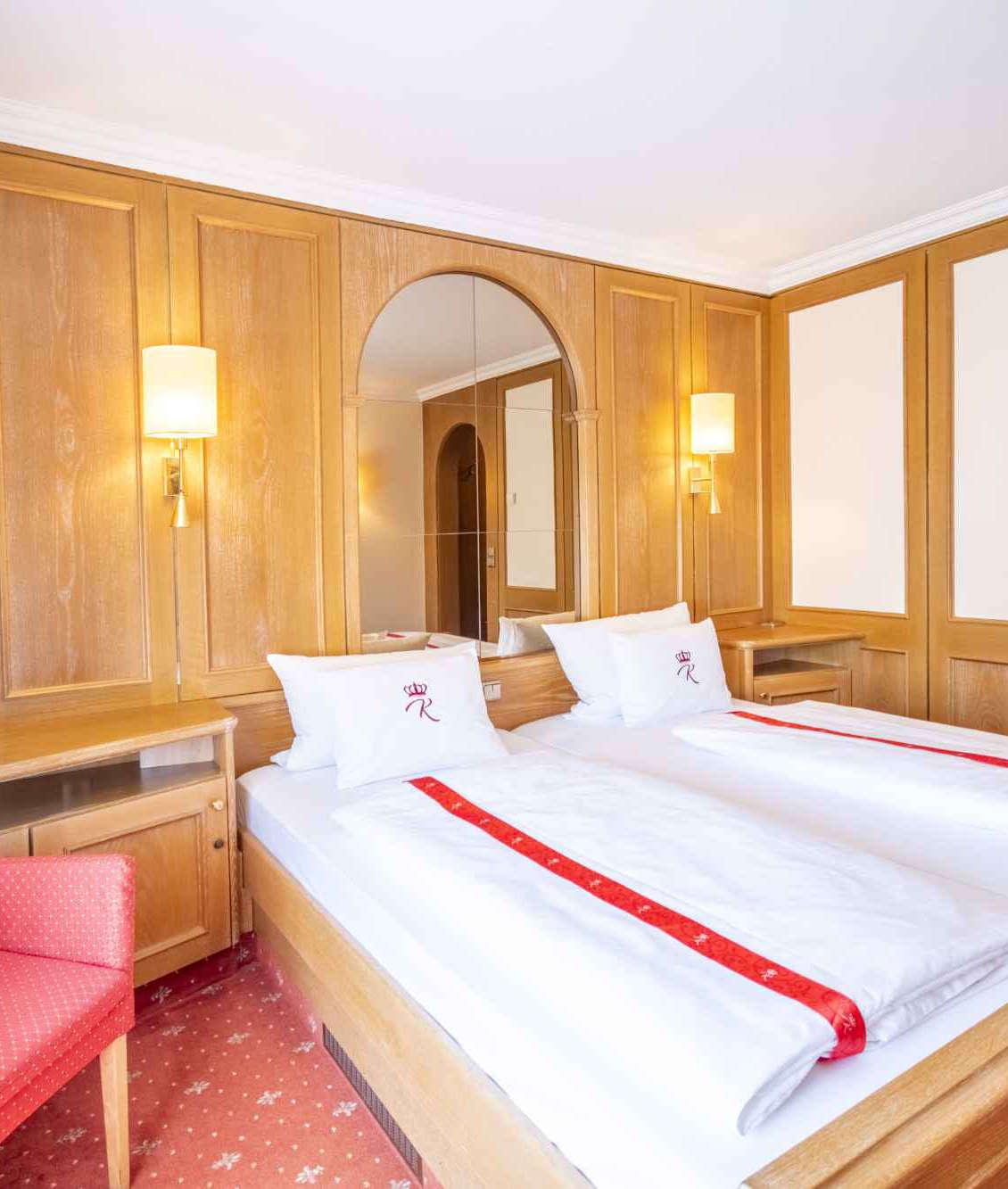 Hotel am Schlosspark zum Kurfürst Room