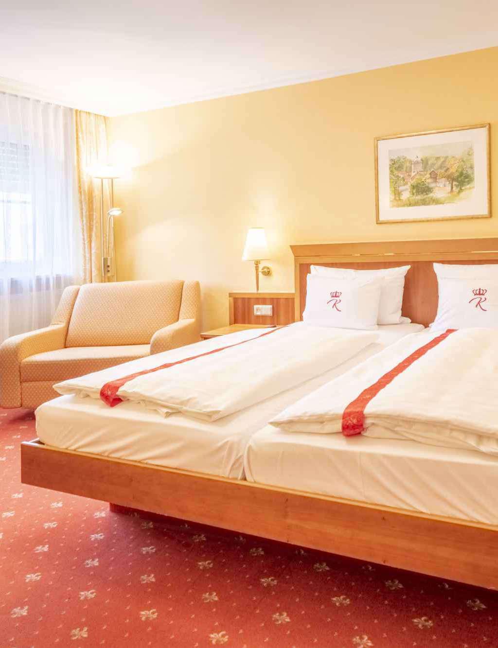 Hotel am Schlosspark zum Kurfürst Zimmer