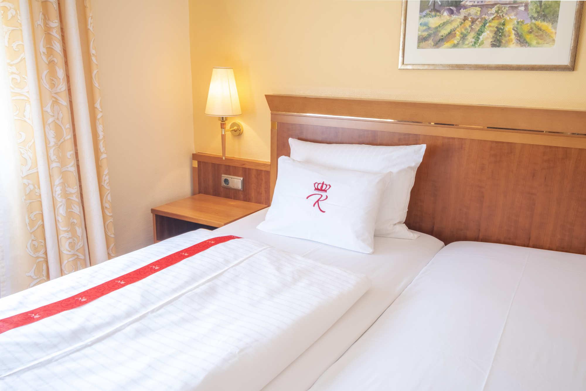 Hotel am Schlosspark zum Kurfürst Superior Einzelzimmer