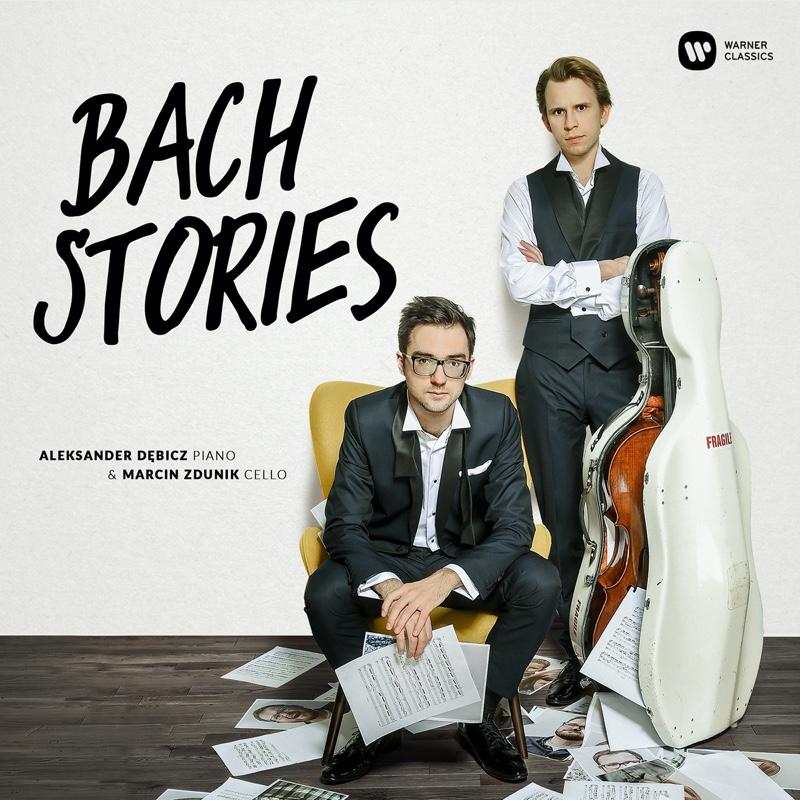 Aleksander Dębicz - Bach Stories