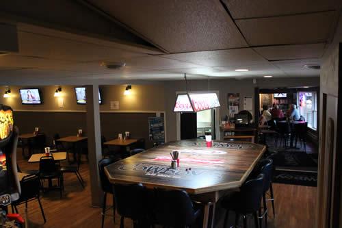 Dining Room at Cowboy's