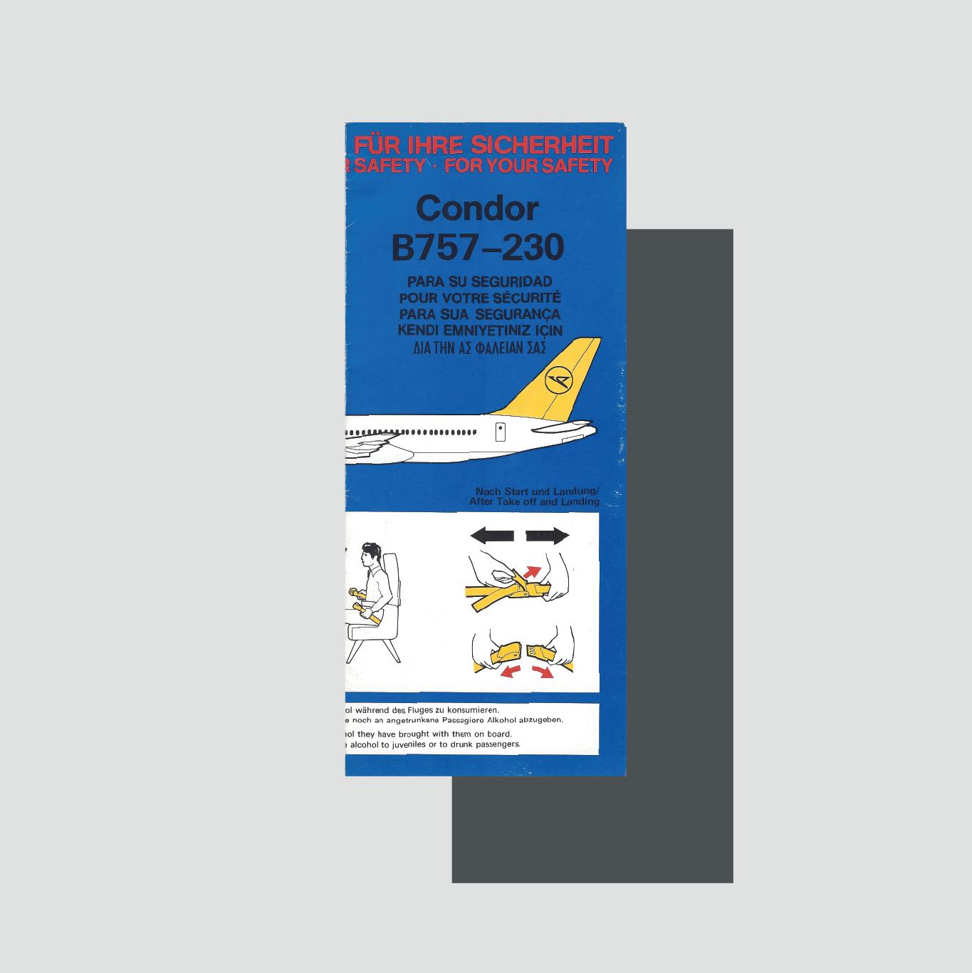 Condor B757-230