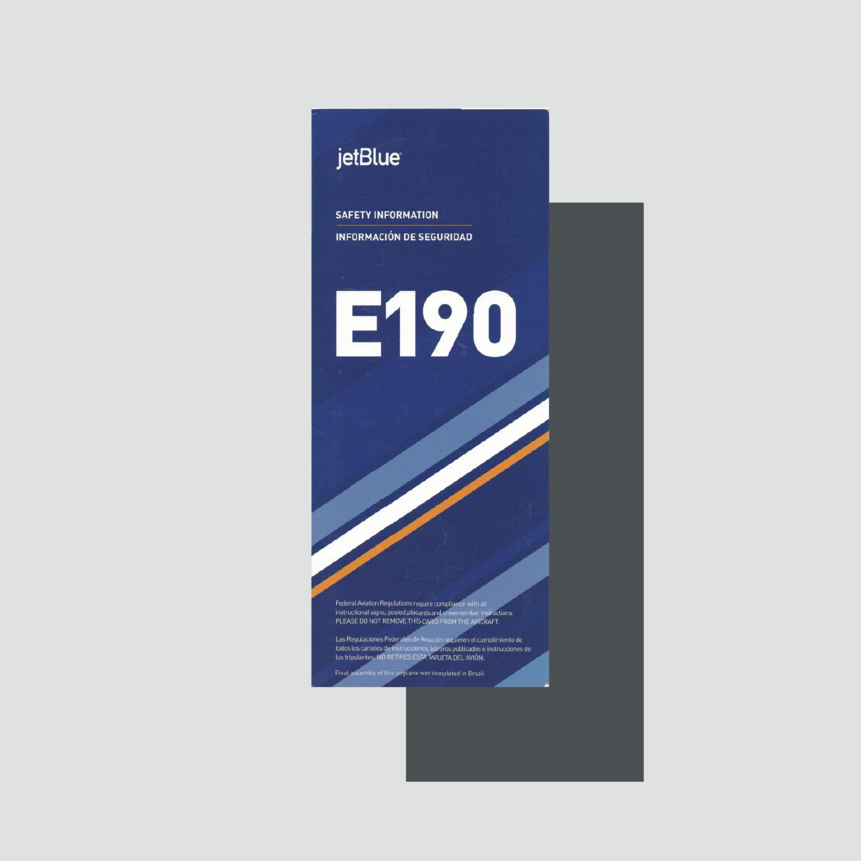 Jet Blue E190