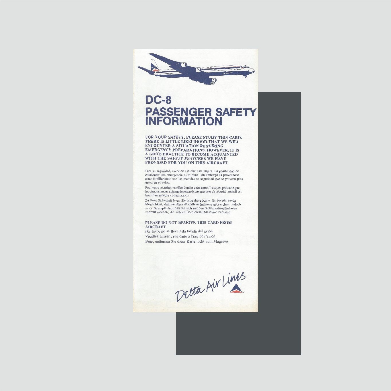 Delta DC8