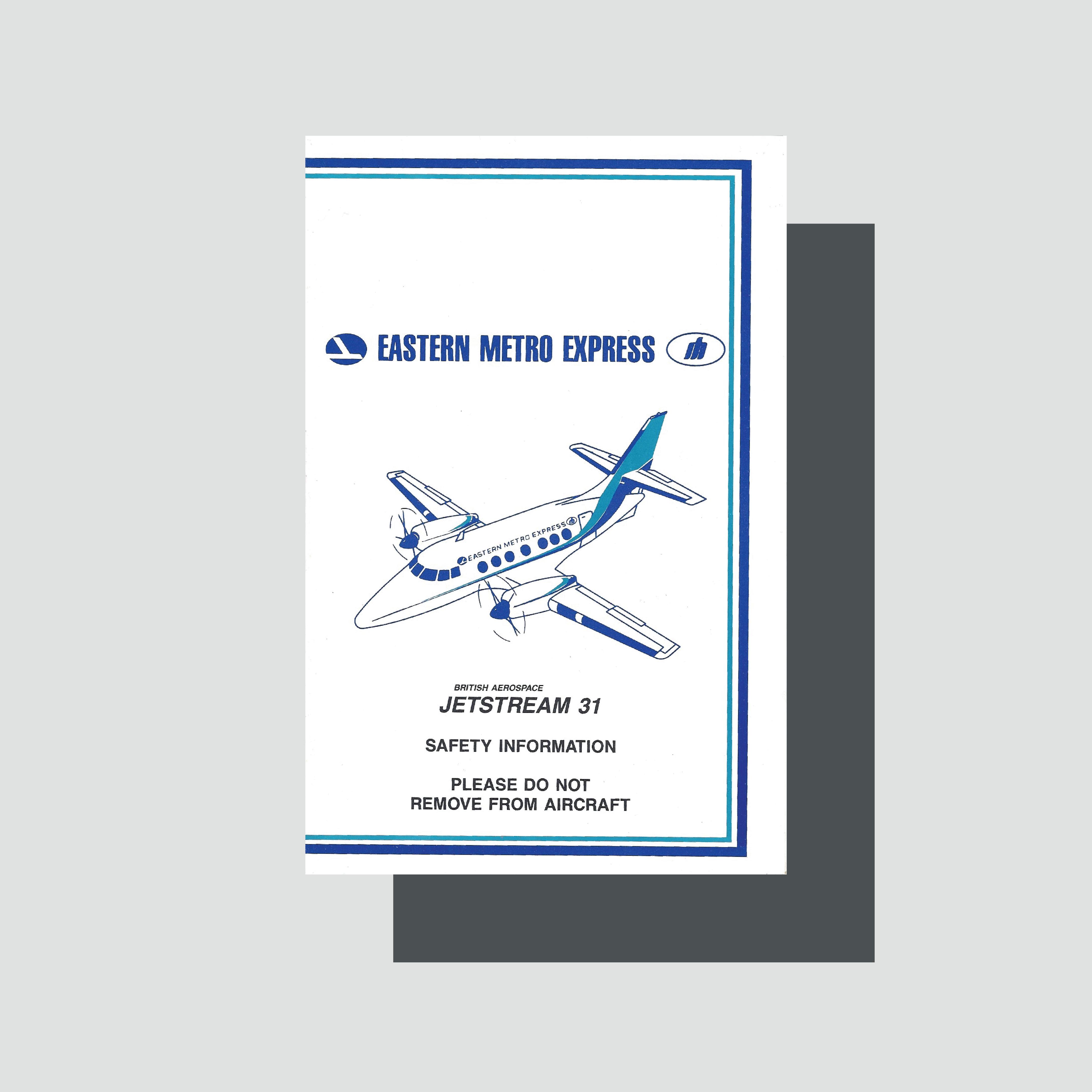 Eastern Airlines Jetstream 31