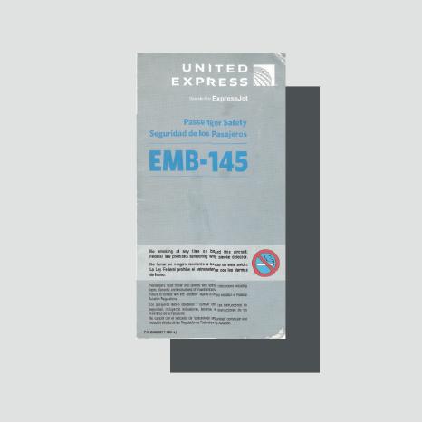 United Express EMB 145
