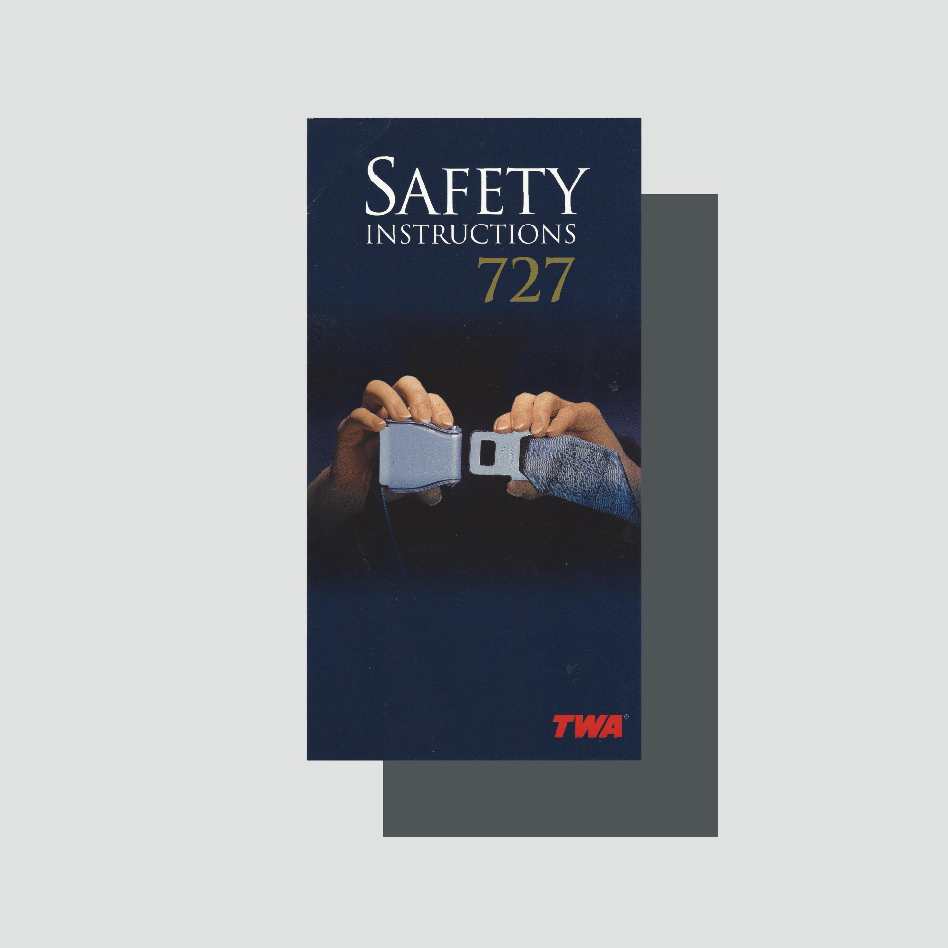 TWA 727