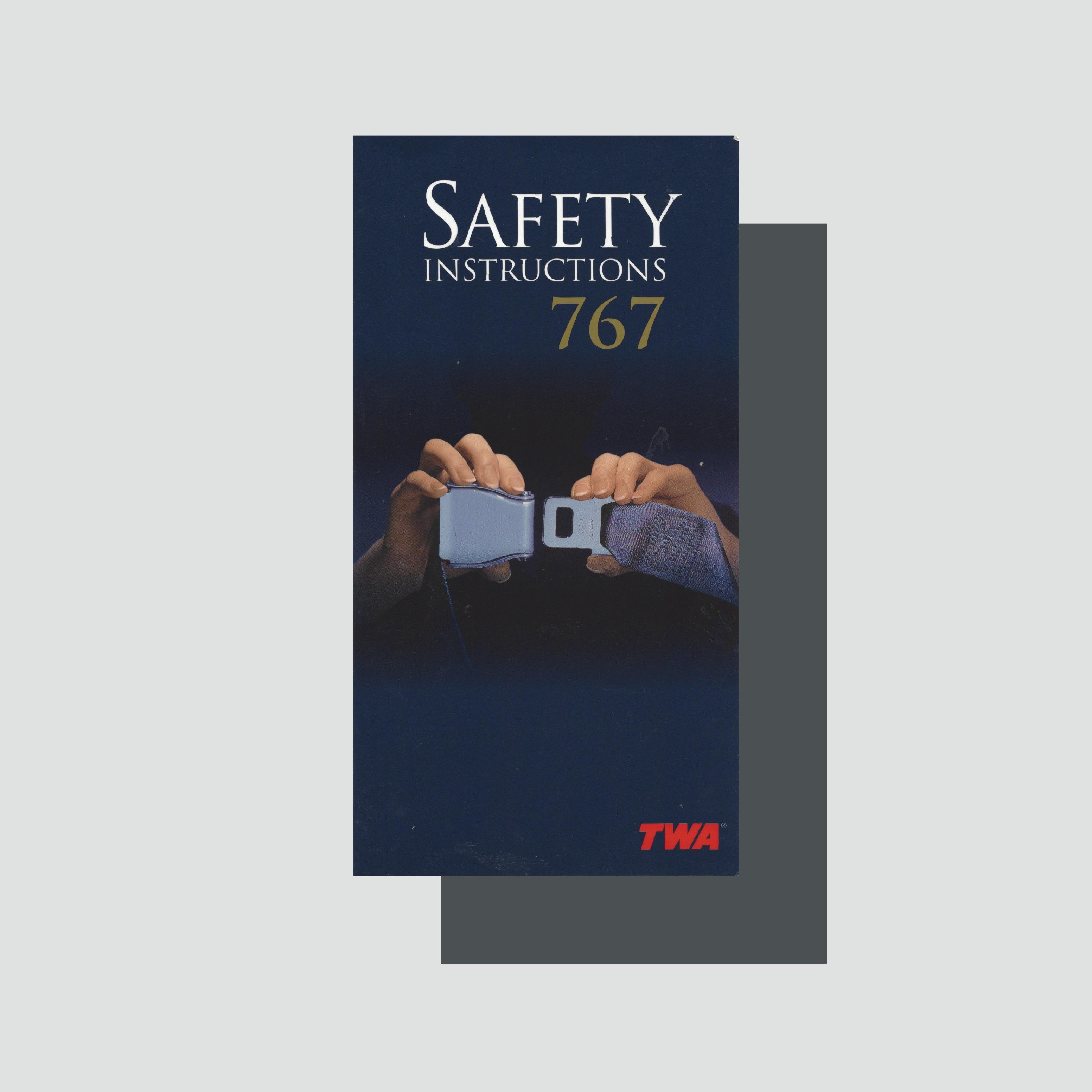 TWA B767