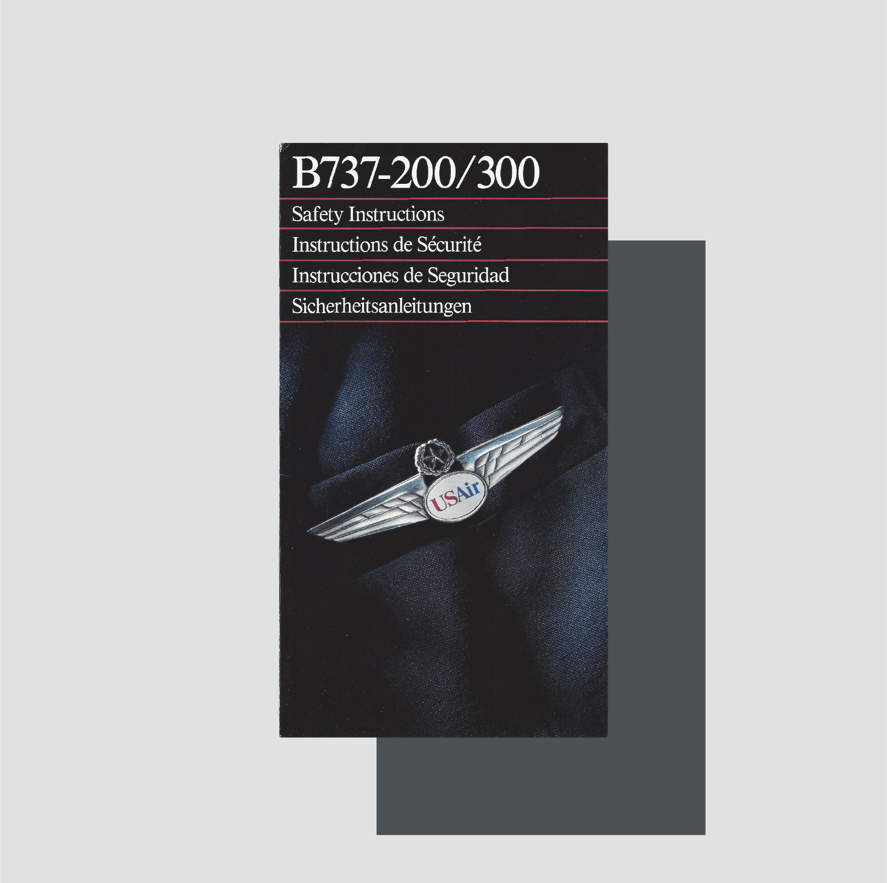 US Air B737-200/300