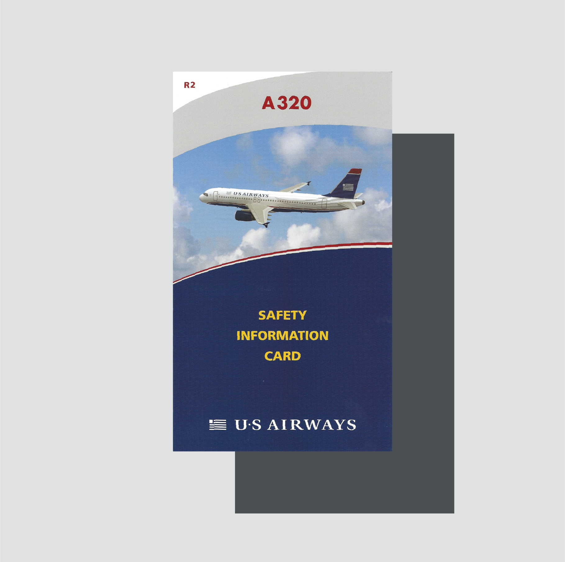 US Air A320