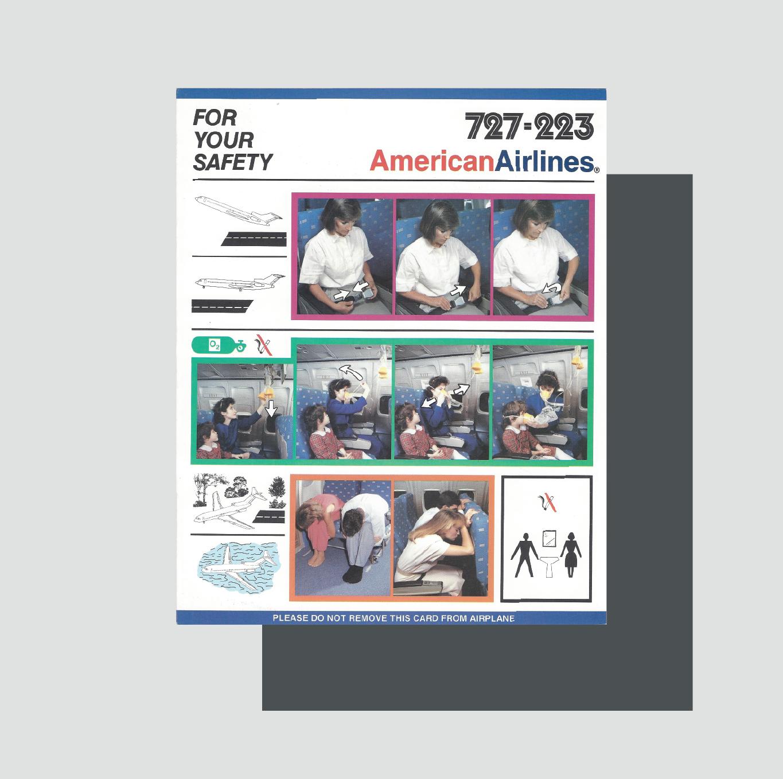 American B727-223