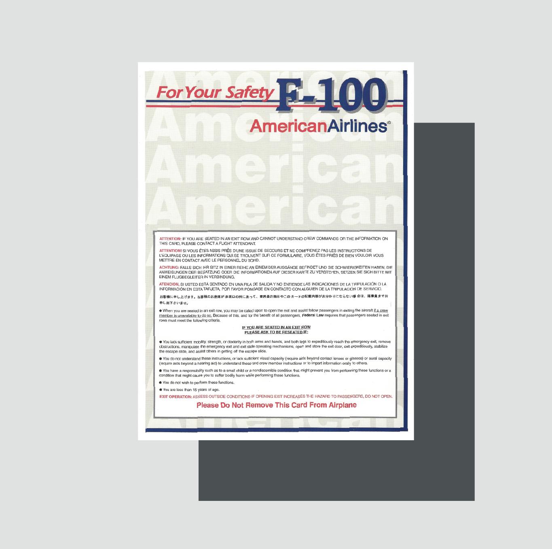 American F100