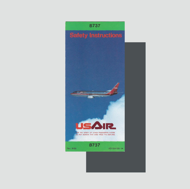 US Air B737